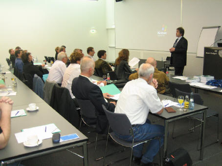Seminare mit Rainer Heißmann auf der Stuttgarter Invest